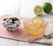 仙草凍撞鮮奶、檸檬蜂蜜愛玉-消暑健康好味道